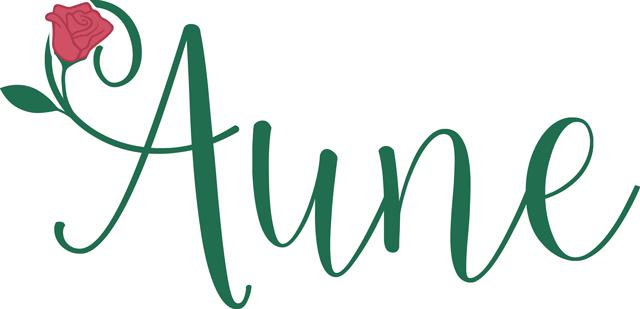 Auneロゴ